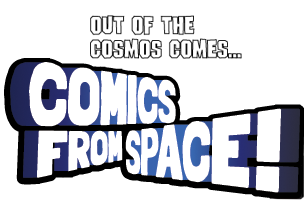 Comics From Space!